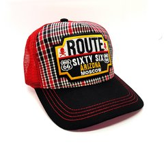 Gorra Route66 Escoc_s