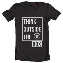 Think Out Black - comprar online