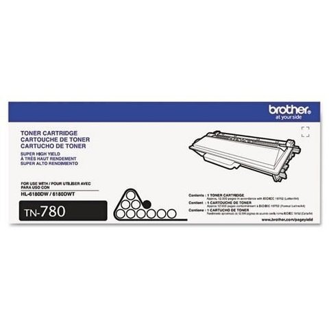 Toner Original Brother Tn 780