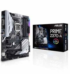 Motherboard Asus Prime Z370-a Coffee Lake 1151 Ddr4