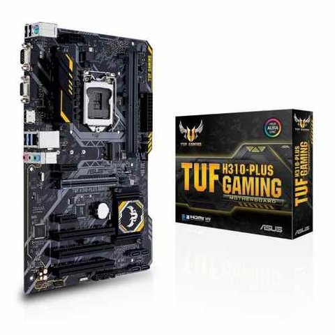 Motherboard Asus Tuf H310-plus Gaming 1151 Coffee Lake