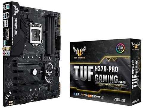 Motherboard Asus Tuf H370-pro Gaming Wifi 1151 Coffee Lake