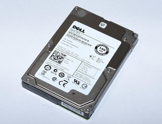 HD DELL SAS 146GB 15K 6GBPS 2.5 P/N 061XPF