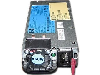 HP 460W HE 12V Hot Plug AC Power Supply, 499250-101