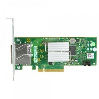Placa HBA Dell SAS Dual Port 6Gbs 12DNW