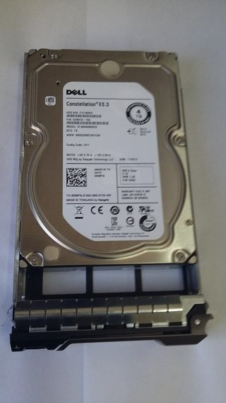 0529FG HD DELL 4TB 6G 7.2Rpm 3.5 SAS ST4000NM0023 9ZM270-150 - loja online