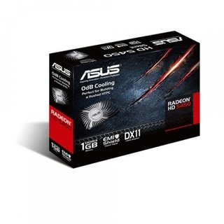 Placa de Video Asus Radeon HD, EAH5450