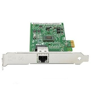 Placa de Rede Gigabit Server HP Intel Pro 1000 PT NIC, PCI-Express x1, EH352AA