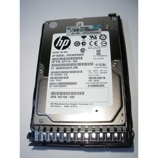 Hp 627114-002 300-gb 6g 15k 2.5 Dp Sas