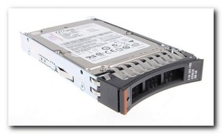 HD IBM 300GB 10K 6Gbps SAS SFF - 42D0637 42D0638 42D0639