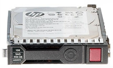 HP 900GB 6G SAS 10K rpm 2.5