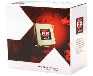 Processador AMD FX-4300 QC 3.8GHz 8MB AM3+ (FD4300WMHKBOX T(N))
