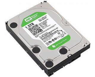 HD Interno Western Digital 1.5TB SATA 6Gb/s 64MB 3.5in (WD15EZRX)