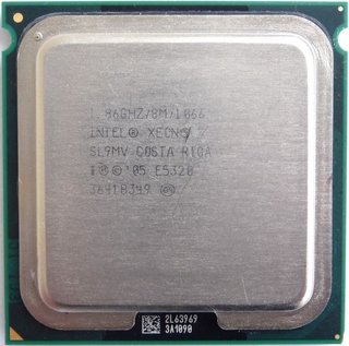 Intel Xeon Processor E5320, SL9MV