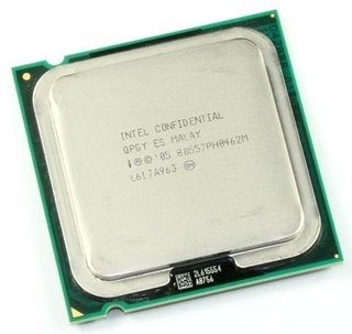 Intel Core 2 Duo Processor E6305, 2M Cache, 1.86 GHz, 1066 MHz FSB