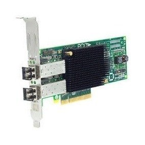 Placa HBA DELL 8GB Dual Port LPE12002 P/N 0C856M
