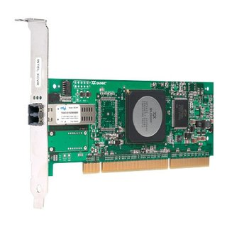 HBA QLOGIC Fibre Channel 4GB LC PCI-X QLA2460-CK