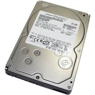 HD SATA EMC Hitachi 1TB 7.200RPM 3.5 P/N 118032579