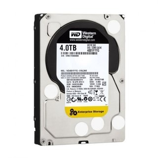 HD Wester Digital 4TB SAS RE 7200RPM -  WD4001FYYG