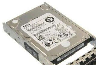 HD SAS Dell  900GB 6G 10K 0RC34W / 02RR9T 2.5