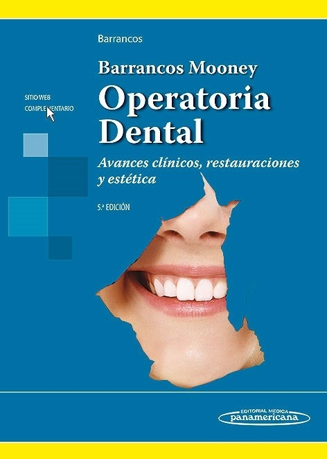 Operatoria Dental 5° Ed. - Barrancos Mooney