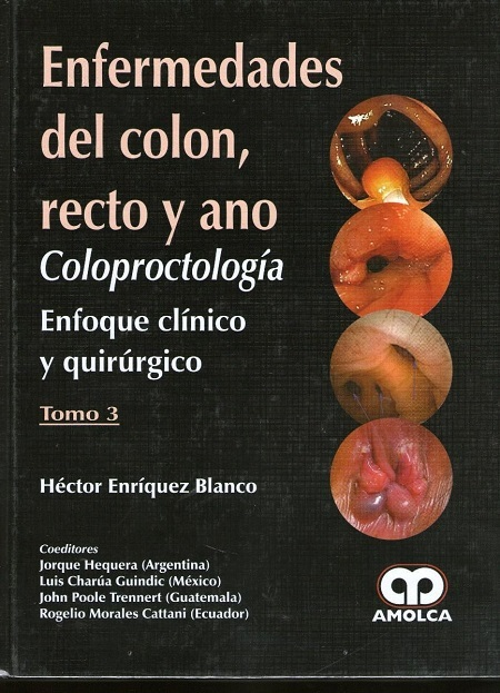 ENFERMEDADES DEL COLON RECTO Y ANO - 3 TOMOS en internet