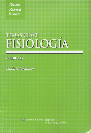 TEMAS CLAVE, FISIOLOGIA - Costanzo