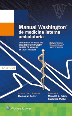 MANUAL WASHINGTON DE MEDICINA INTERNA AMBULATORIA 2 ED