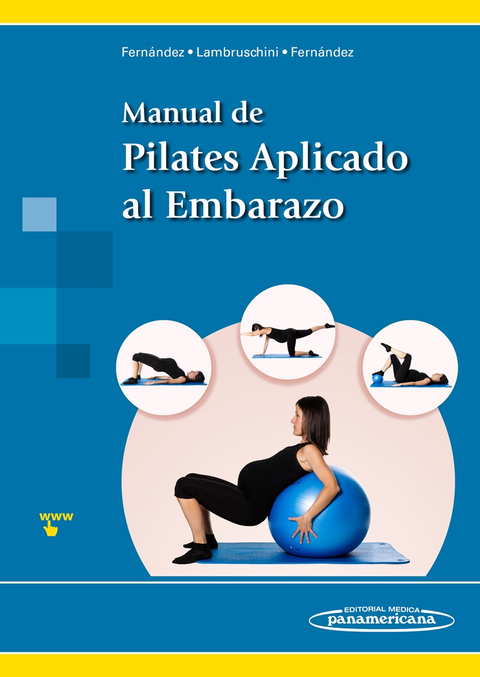 Manual de Pilates Aplicado al Embarazo - Arranz - 9788498359022