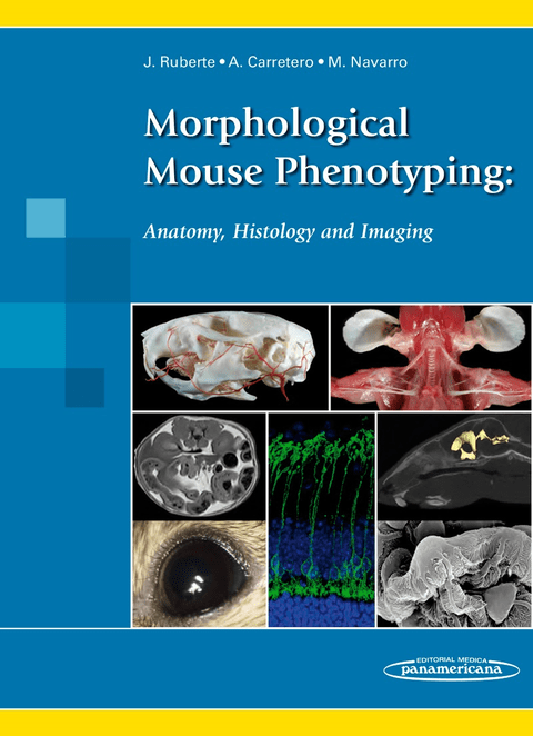 Morphological Mouse Phenotyping - 9788479035006