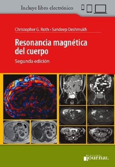Resonancia Magnetica del Cuerpo - Roth - ISBN:  9789873954771