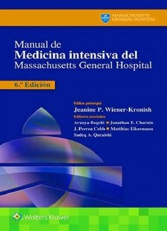 Manual de Medicina Intensiva del Massachusetts General Hospital - ISBN : 9788416654499
