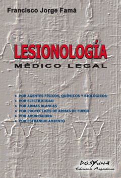 Lesionología Médico Legal - Famá - 9789871573318