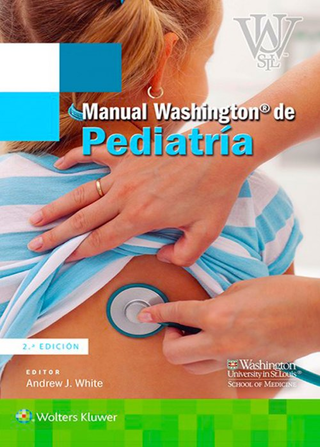 Manual Washington de pediatría 2° Ed. - ISBN:  9788416654994