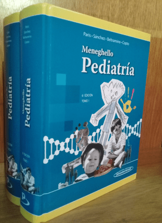 MENEGHELLO. PEDIATRIA - ISBN: 9789500618816