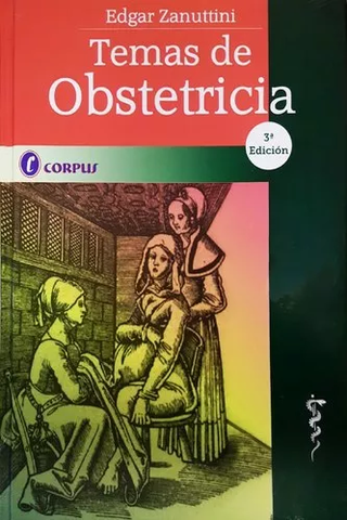 Temas de Obstetricia - Zanuttini - ISBN 978-987-1860-35-7