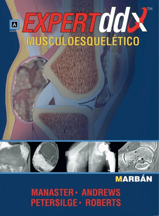 Expert DDX Musculoesquelético - Manaster - ISBN: 9788471017314