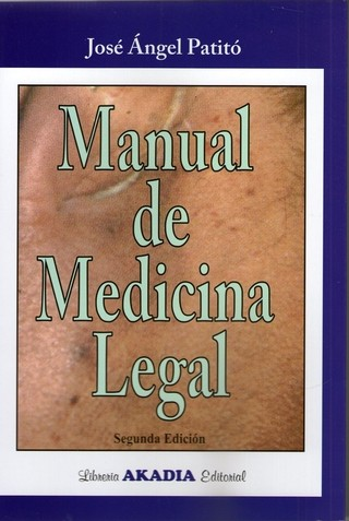 MANUAL DE MEDICINA LEGAL Patito