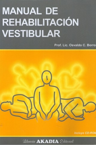 MANUAL DE REHABILITACIÓN VESTIBULAR