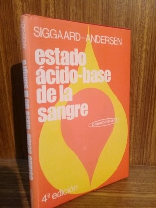 Estado Acido-base de la Sangre - Siggaard