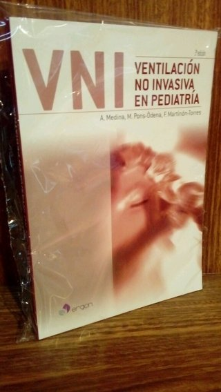 Ventilación no Invasiva en Pediatría 3° Ed. - Medina Villanueva - ISBN: 978-84-16270-30-9
