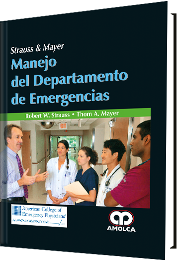 Manejo del Departamento de Emergencias - Strauss / Mayer - 978-958-8950-80-8