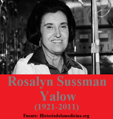 Rosalyn Sussman Yalow (1921-2011)