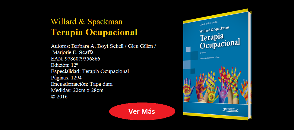 WILLARD & SPACKMAN TERAPIA OCUPACIONAL - 9786079356866