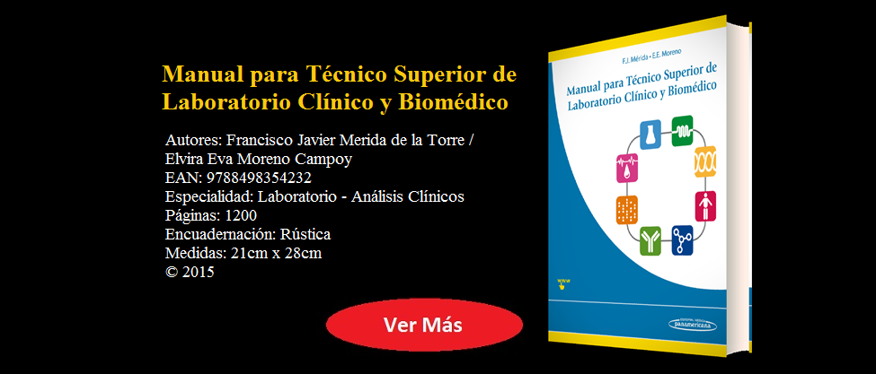 MANUAL PARA TÉCNICO SUPERIOR DE LABORATORIO CLÍNICO Y BIOMÉDICO - Merida -  9788498354232