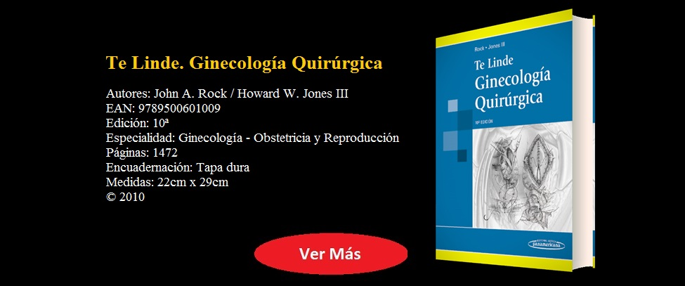 Te Linde Ginecologia Quirurgica - ISBN 9789500601009