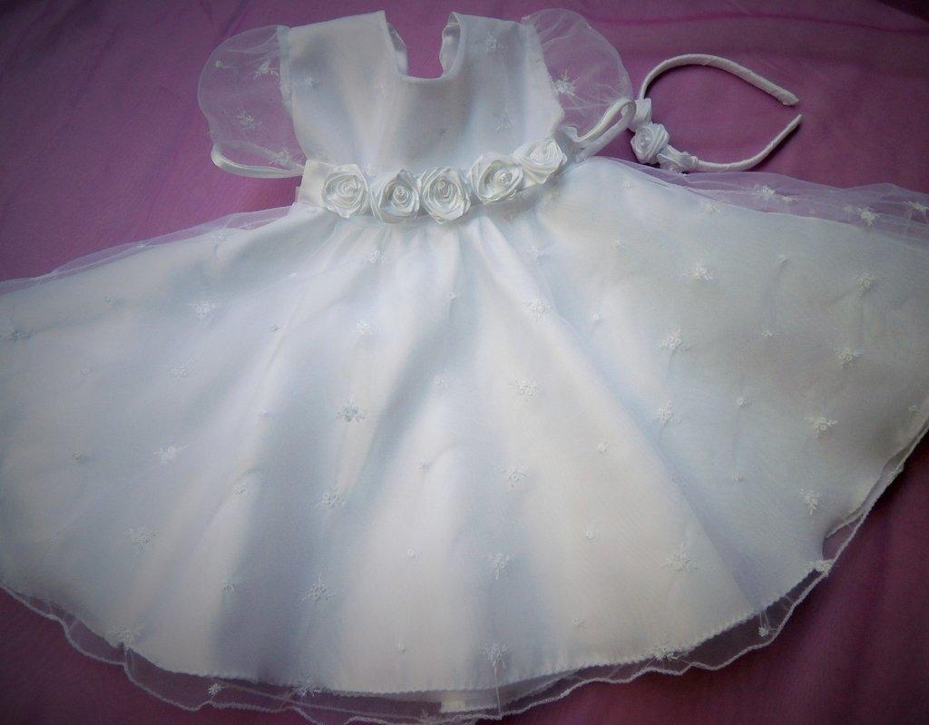 Vestido de bautismo   Art 2462   B