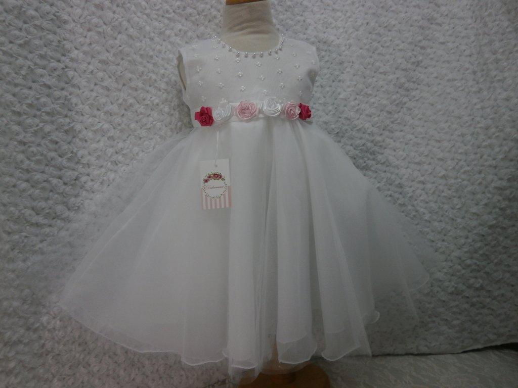 Vestido de bautismo  art 2607