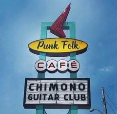 Chimono Guitar Club - Punk Folk Cafe