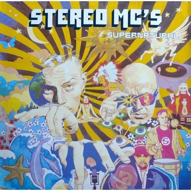 Stereo MC's - Supernatural